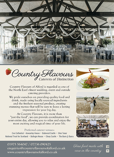 Country Flavours of Alford