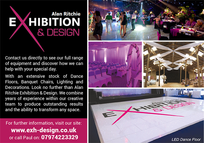 Alan Ritchie Exhibition & Design