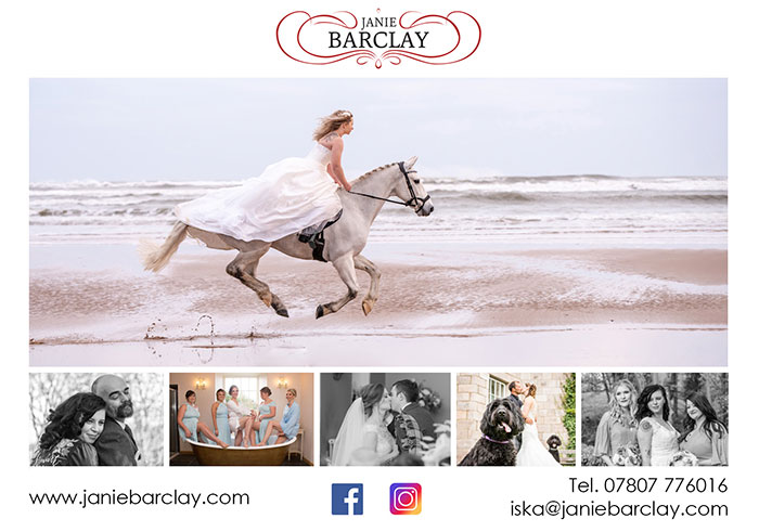Janie Barclay Photography -  Featuring Iska Birnie