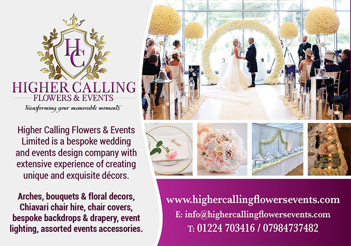 Higher Calling Flowers & Events