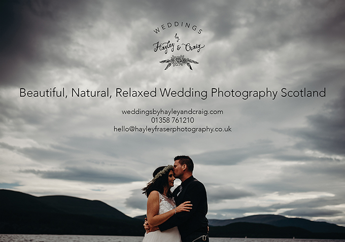 Hayley Fraser Photography - Weddings by Hayley & Craig