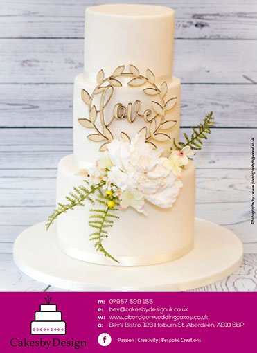 Cakes by Design at Cakes, Coffee and Mohr