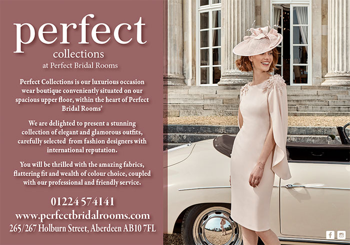 Perfect Collections at Perfect Bridal Rooms